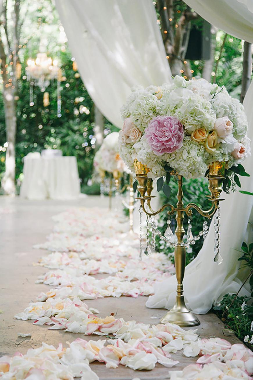 Dorable Hot Pink And Purple Wedding Theme Inspiration - The Wedding ...