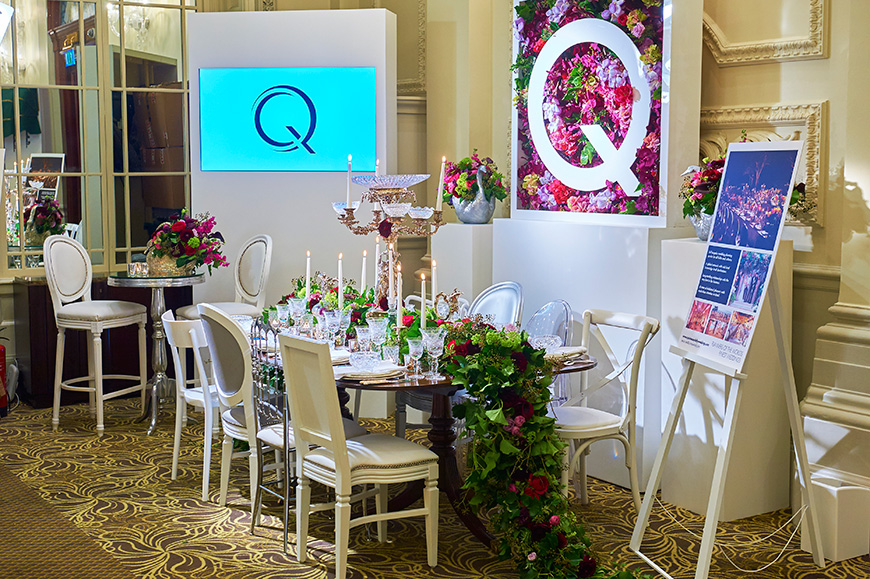 CHWV's Day At The Quintessentially Weddings Atelier | CHWV