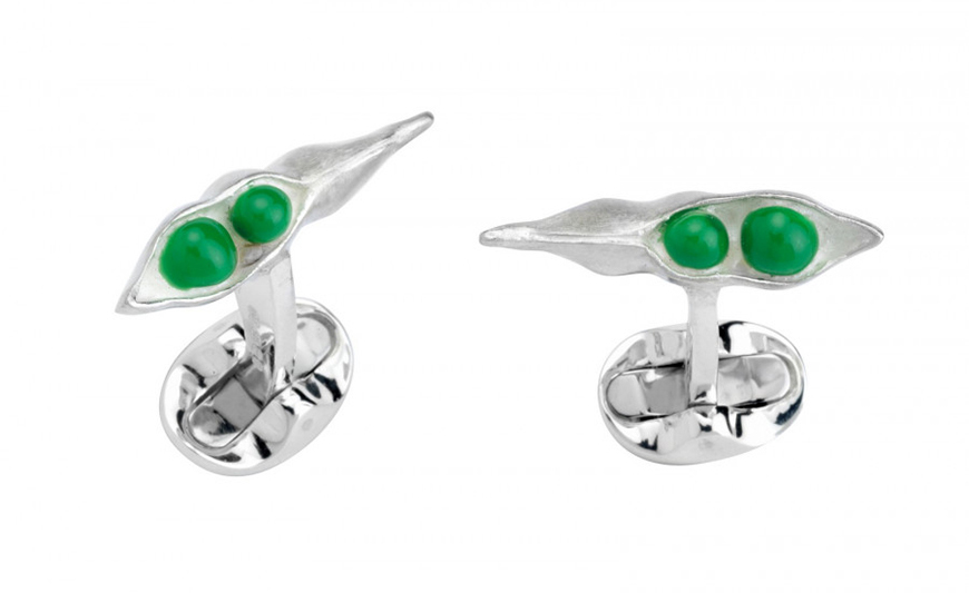 The Best Quirky Wedding Accessories For Grooms - Cufflinks | CHWV