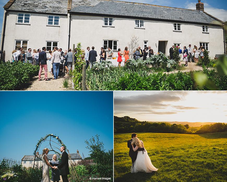 River Cottage - Barn wedding venue in Devon