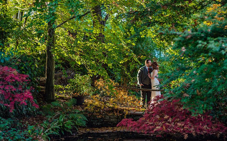 6 Glorious Garden Wedding Venues - Rivervale Barn | CHWV