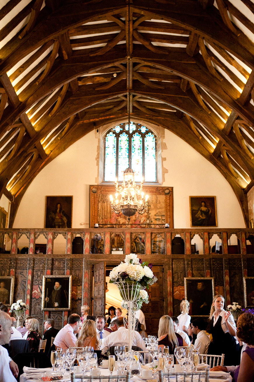 34 Romantic Wedding Venues That You'll Fall In Love With - Berkeley Castle | CHWV
