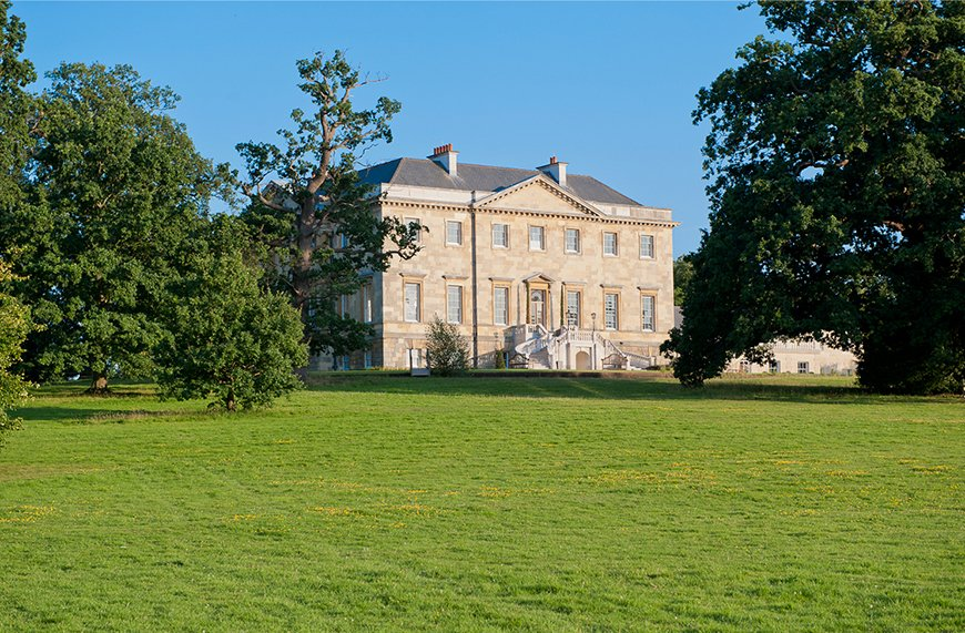 17 Romantic Wedding Venues In The South East - Botleys Mansion | CHWV