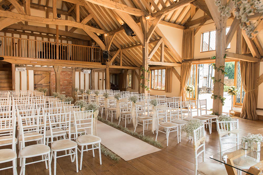 17 Romantic Wedding Venues In The South East - Cain Manor | CHWV