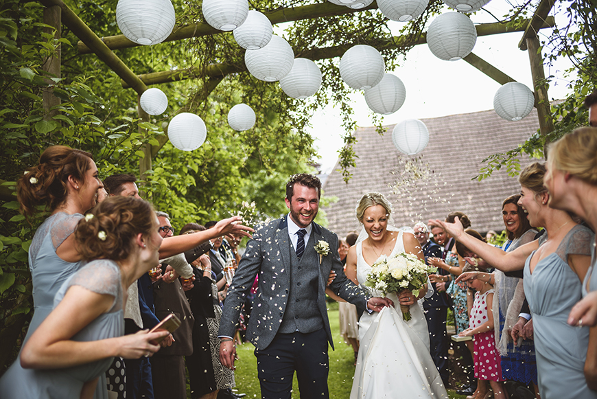 17 Romantic Wedding Venues In The South East - Clock Barn | CHWV
