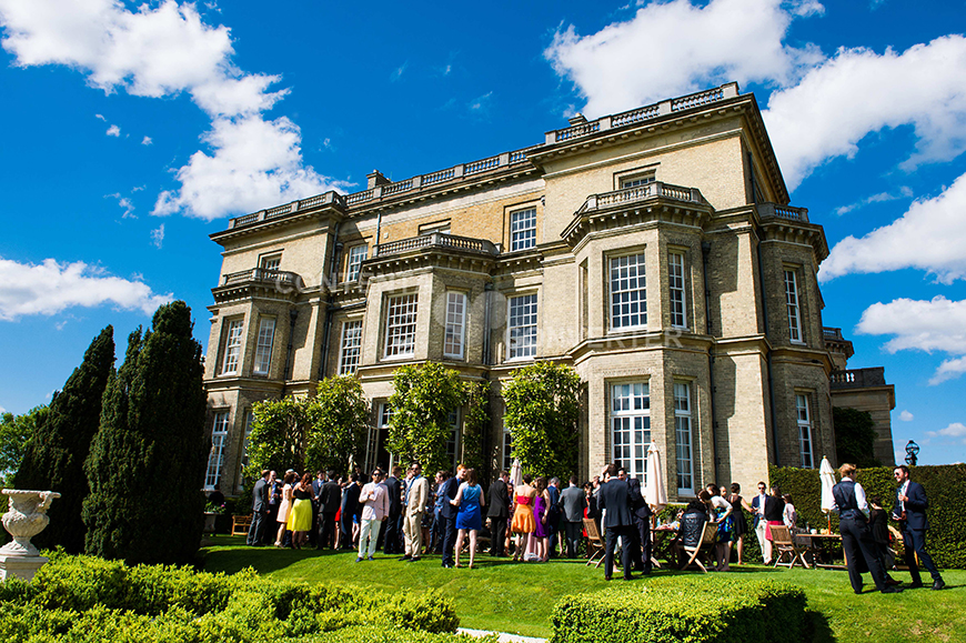 17 Romantic Wedding Venues In The South East - Hedsor House | CHWV