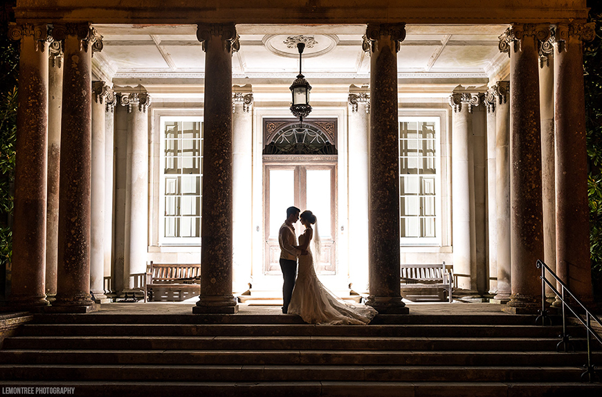 17 Romantic Wedding Venues In The South East - Stansted Park | CHWV