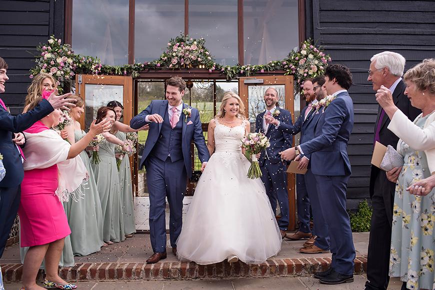 17 Romantic Wedding Venues In The South East - Upwaltham Barns | CHWV