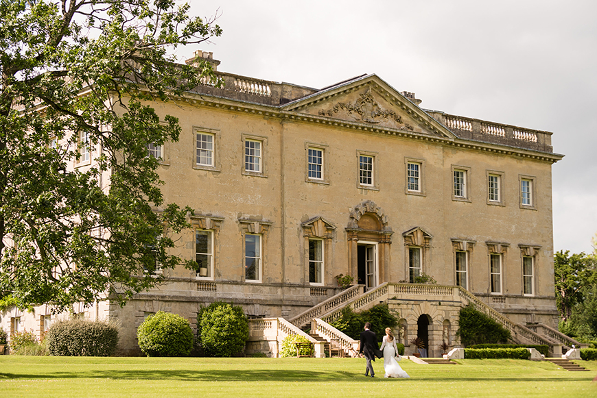 34 Romantic Wedding Venues That You'll Fall In Love With - Kirtlington Park | CHWV