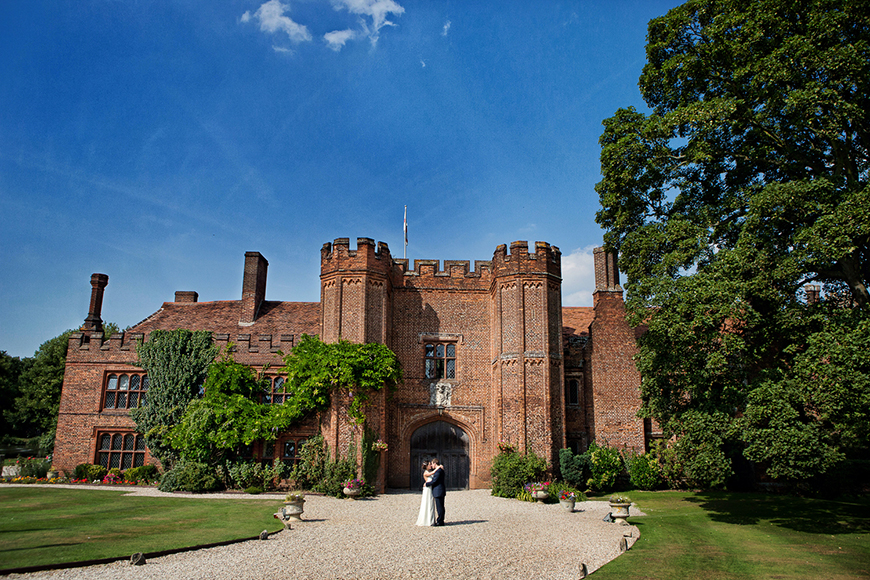 34 Romantic Wedding Venues That You'll Fall In Love With - Leez Priory | CHWV