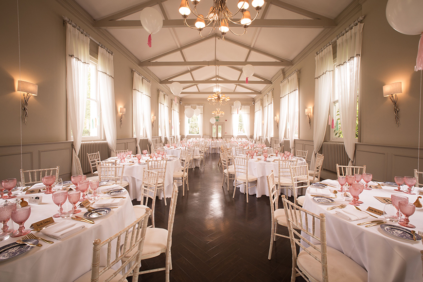 34 Romantic Wedding Venues That You'll Fall In Love With - Morden Hall | CHWV