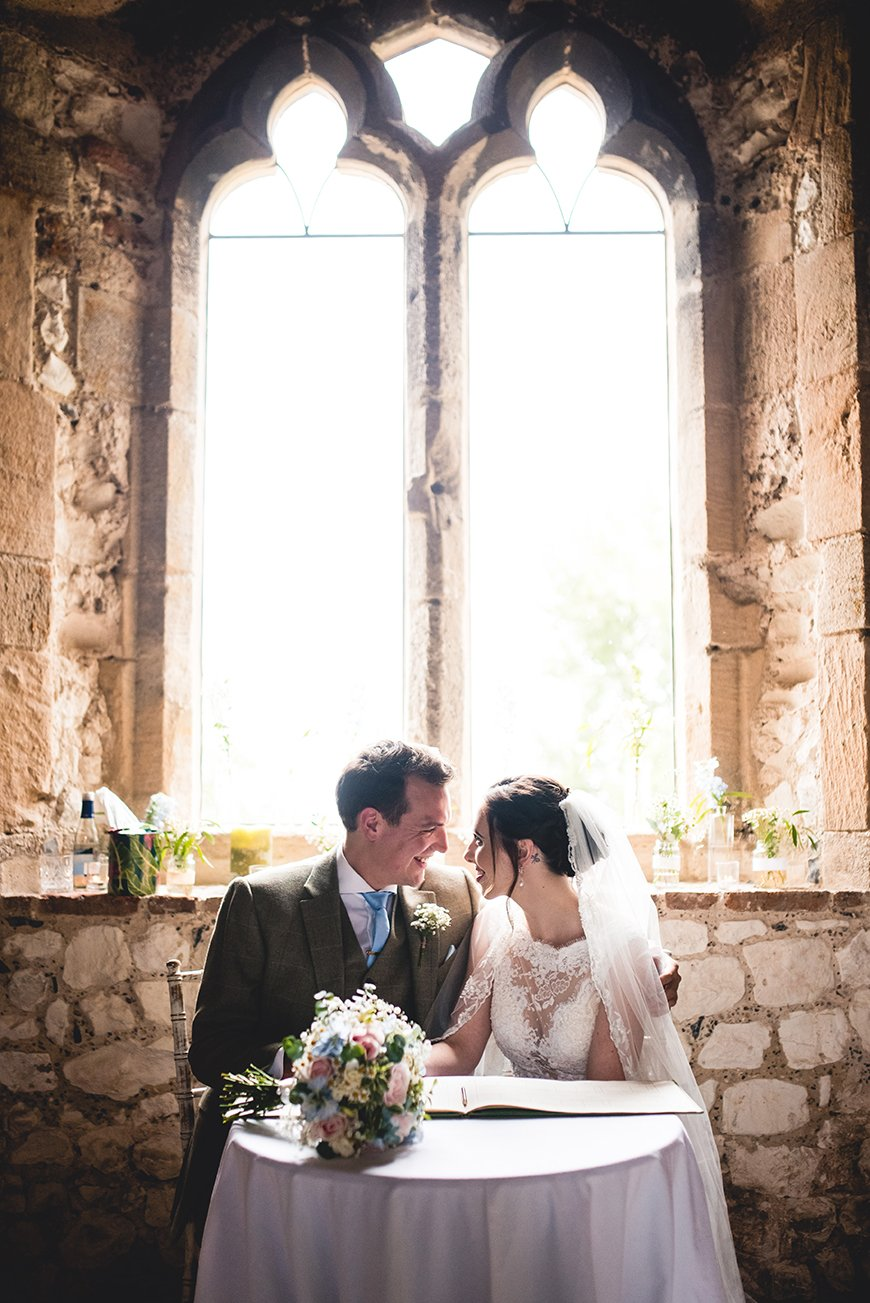 34 Romantic Wedding Venues That You'll Fall In Love With - Gaynes Park | CHWV