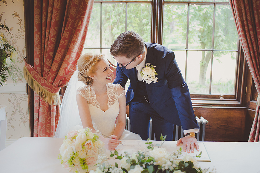 34 Romantic Wedding Venues That You'll Fall In Love With - Rowton Castle | CHWV