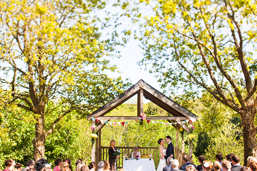 34 Romantic Wedding Venues That You'll Fall In Love With - The Green | CHWV