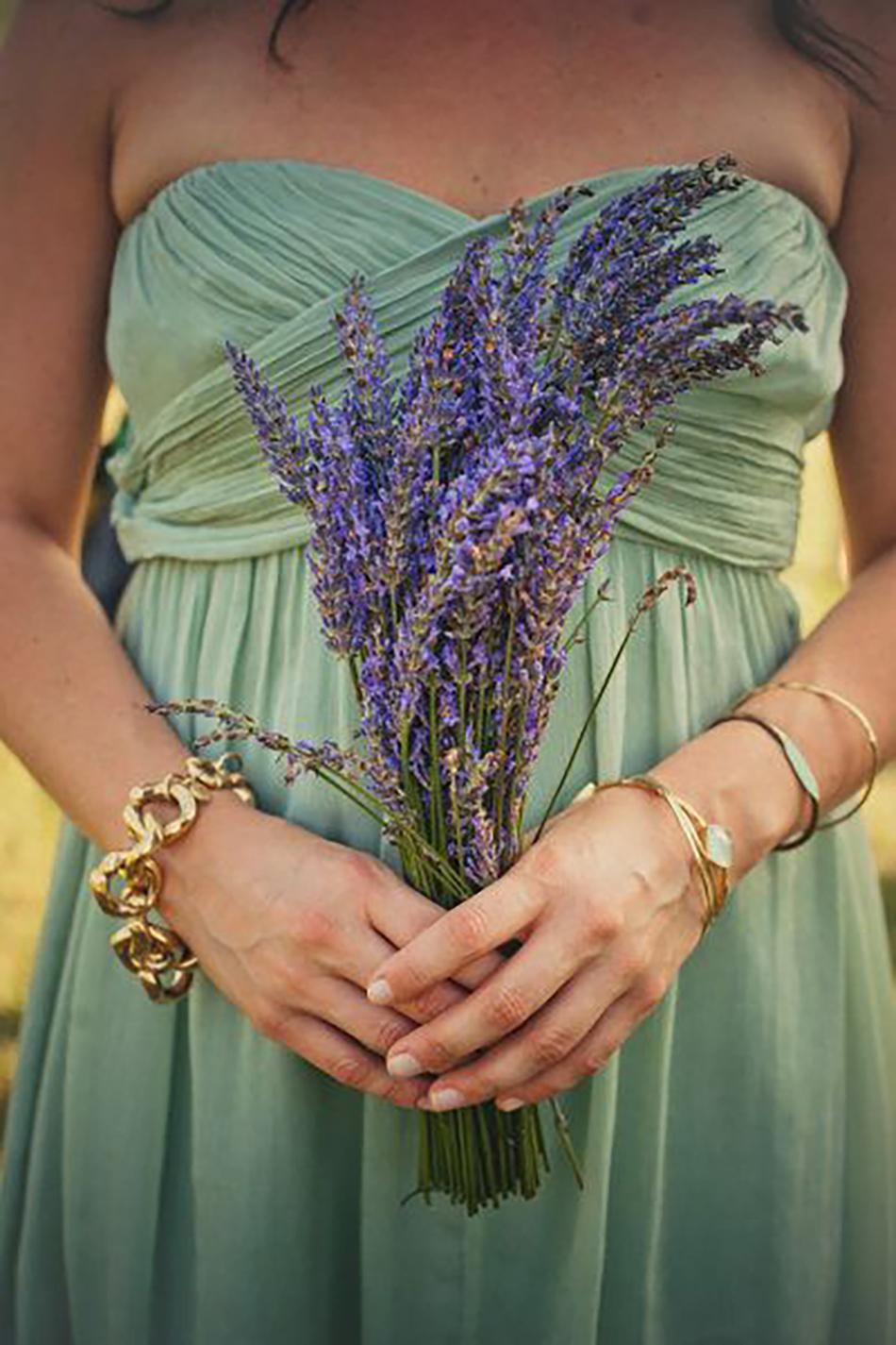 Wedding ideas by colour: Sage green wedding dresses