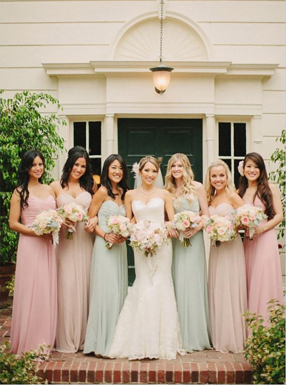 Нежная свадьба в пастельных тонах: Марат и Зуля