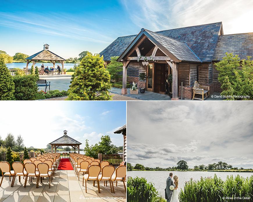 Sandhole Oak Barn - Barn wedding venue in Cheshire