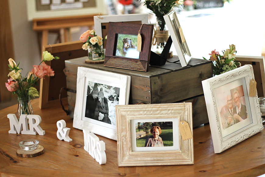 Real Wedding - Sara and Robert's Rustic DIY Wedding Day at Bassmead Manor - Photographs   CHWV