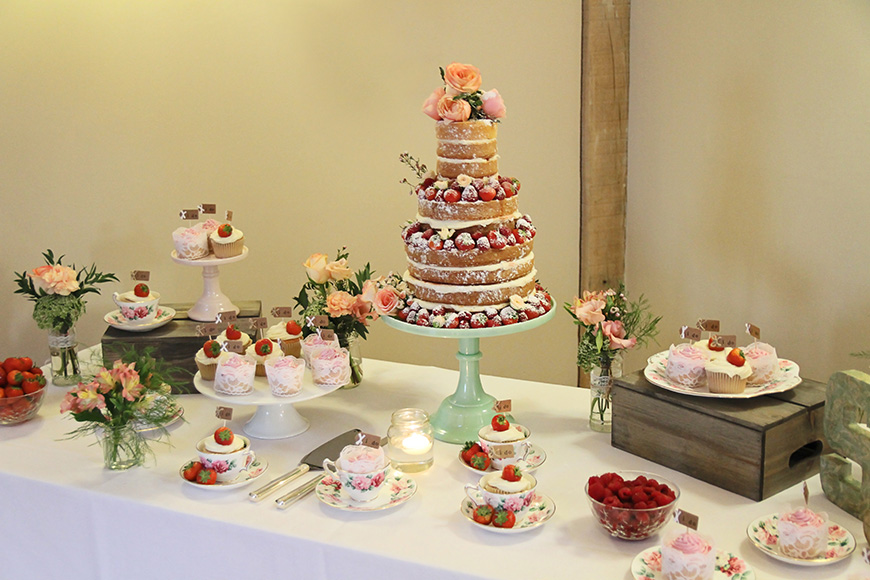 Rustic DIY Wedding at Bassmead Manor | Real Weddings | CHWV