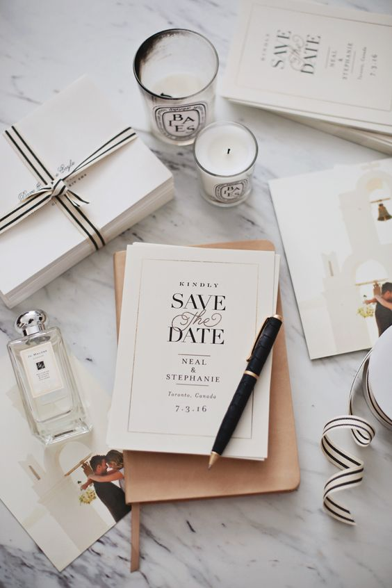 Wedding Invitation Wording – Save the Date Cards | CHWV