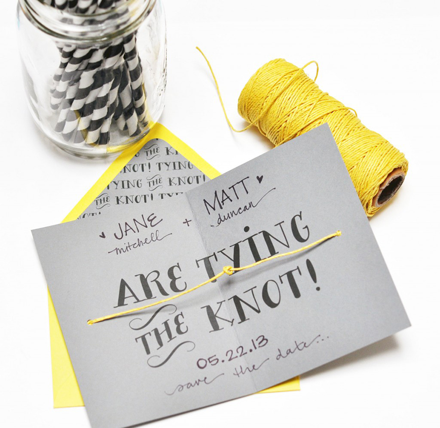 11 Unforgettable Save The Date Ideas Chwv