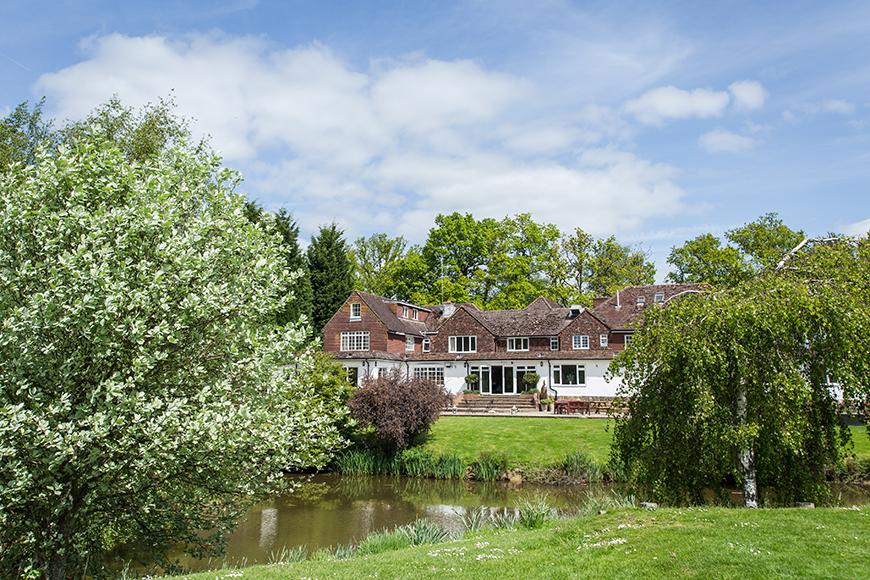 Seven Breathtaking Barn Wedding Venues in West Sussex - Brookfield Barn | CHWV