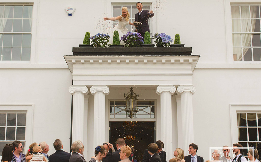 Finding The Perfect Country House Wedding Venue In Shropshire - Shooters Hill Hall | CHWV