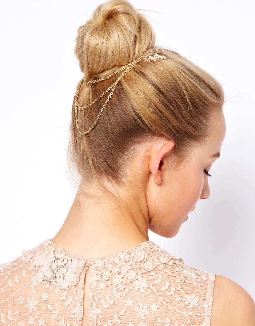 Wedding Hair – Simple and Stylish Updos - Ballerina bun | CHWV