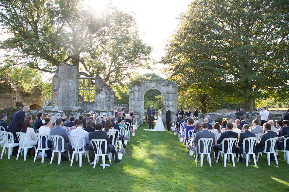 Get married outside  - Totally ingenious ideas for an outdoor wedding