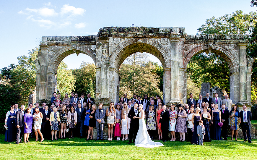 7 Quirky Wedding Venues That You Have To See - Slaugham Place | CHWV