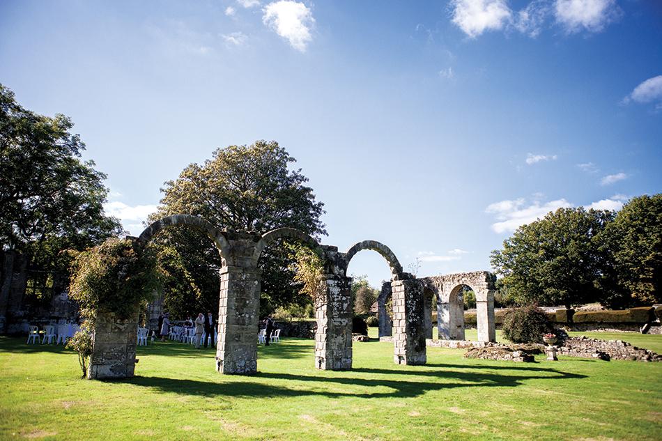 Say I do to Slaugham Place - Ruins | CHWV