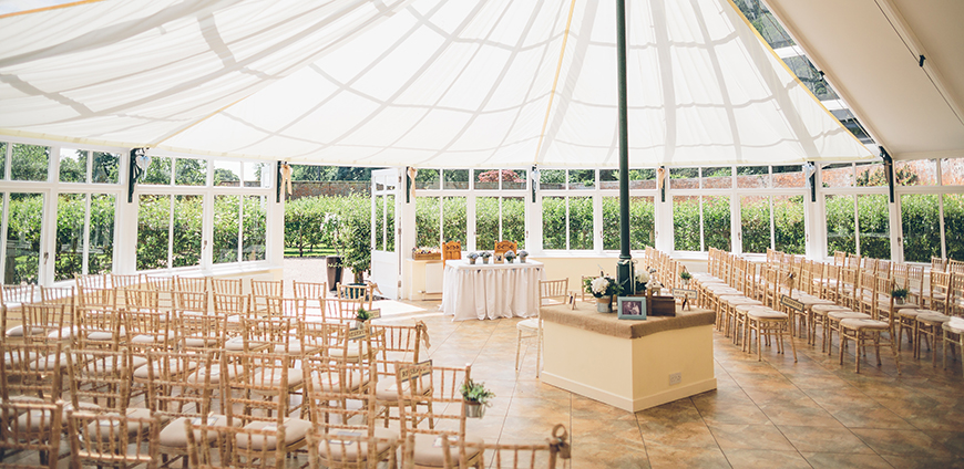 7 Spectacular Wedding Venues In Shropshire - Combermere Abbey | CHWV