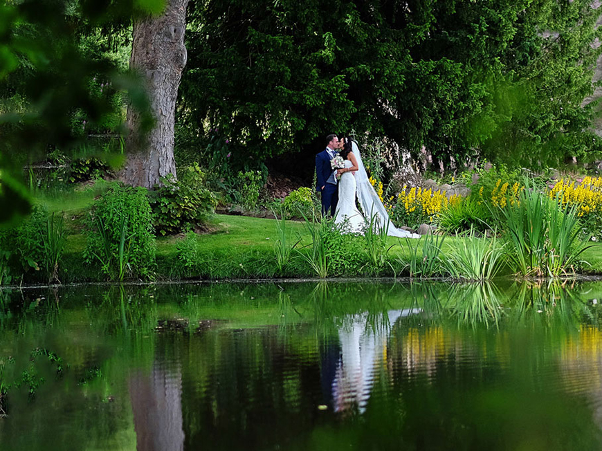 7 Spectacular Wedding Venues In Shropshire - The Mill Barns | CHWV