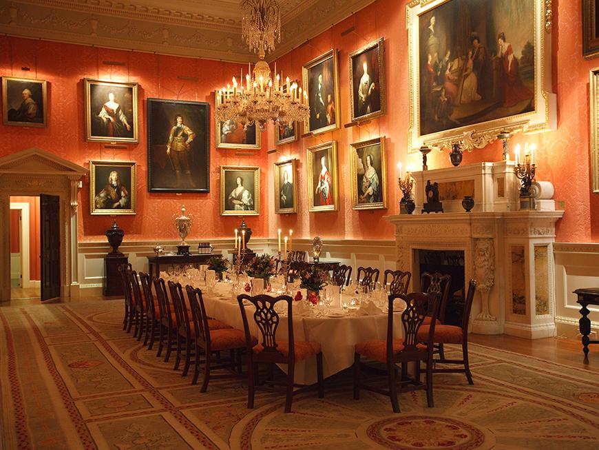 7 Spectacular Wedding Venues In Shropshire - Weston Park | CHWV
