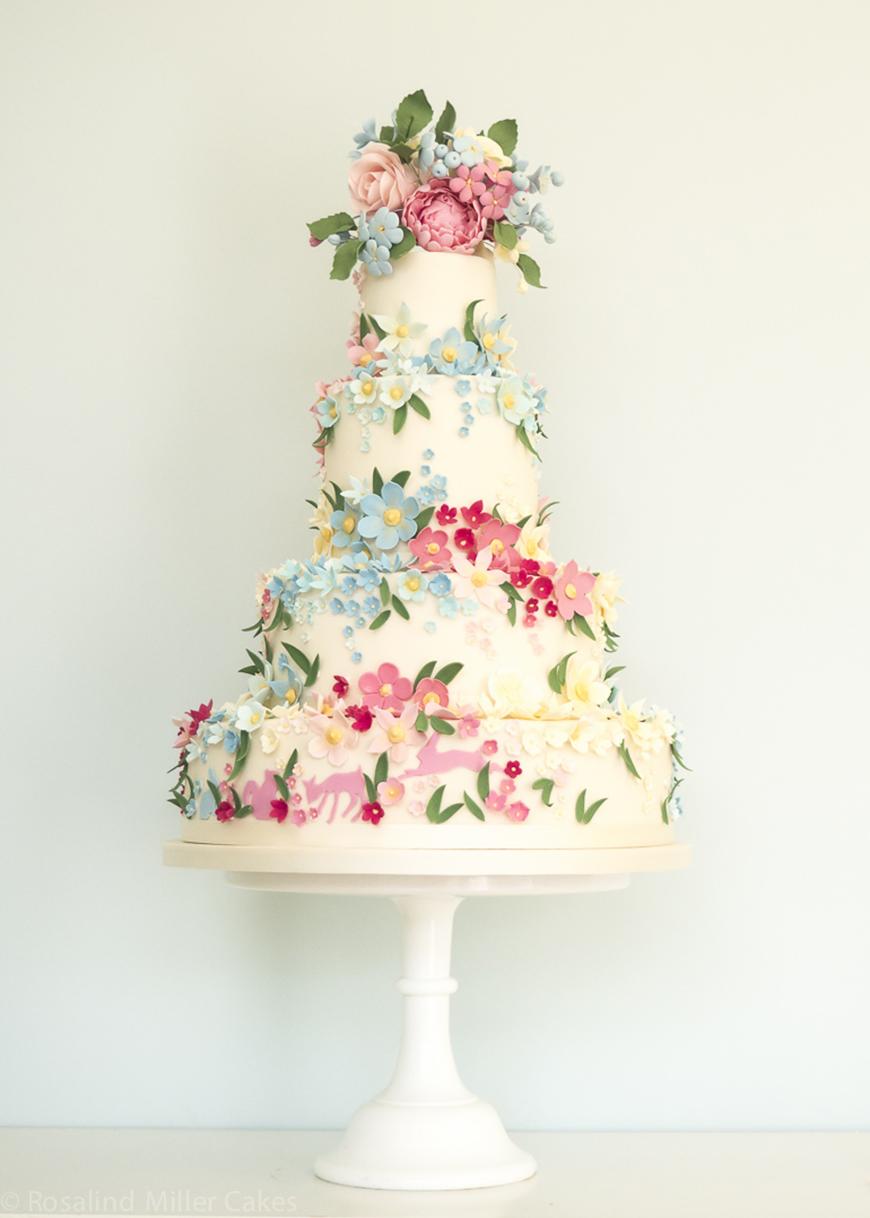despicable me wedding cake topper - 5000+ Simple Wedding Cakes