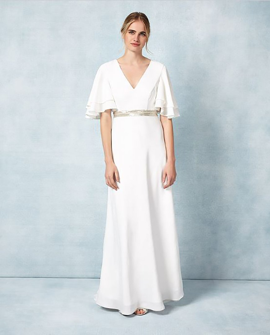 The Perfect Spring Wedding Dresses for 2017 | CHWV