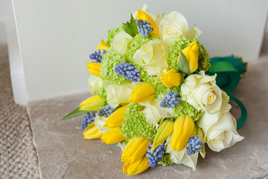 Wedding Flowers by Season: Spring Wedding Ideas | CHWV