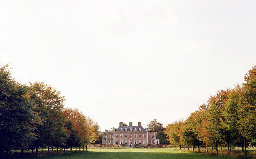 The Best Country House Wedding Venues For An Autumn Wedding - St Giles House | CHWV