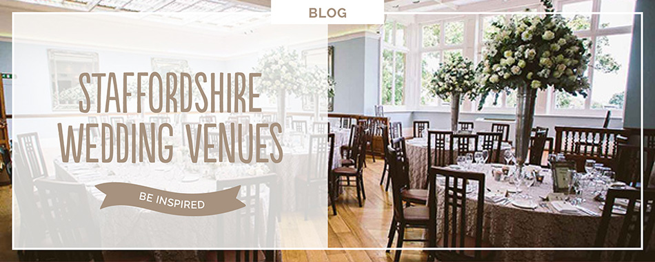 Staffordshire wedding venues - Find out more | CHWV