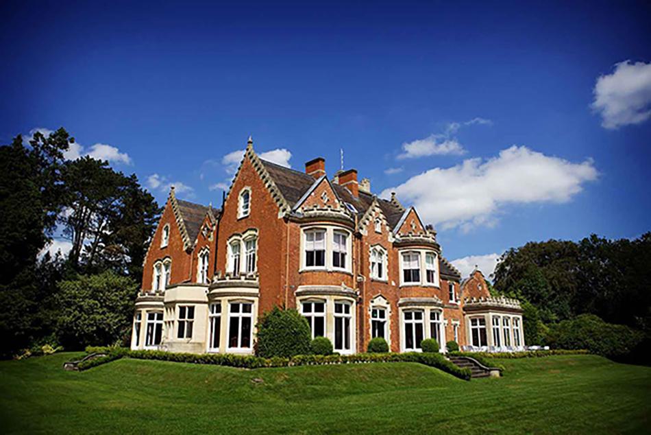 Stunning Staffordshire Wedding Venues