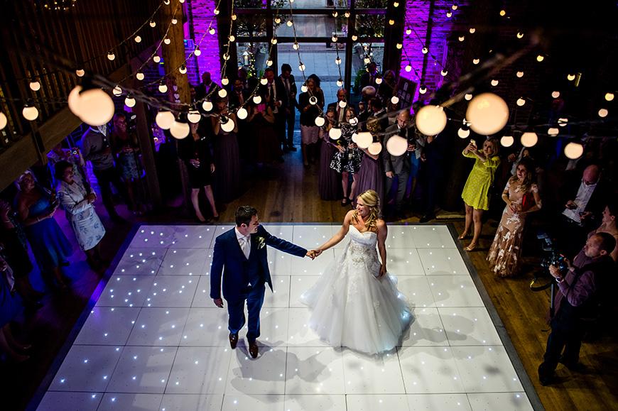 Styling Your Venue: Stunning Wedding Lighting Ideas - Fairy lights | CHWV