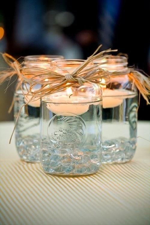 Styling Your Venue: Stunning Wedding Lighting Ideas - DIY lighting | CHWV