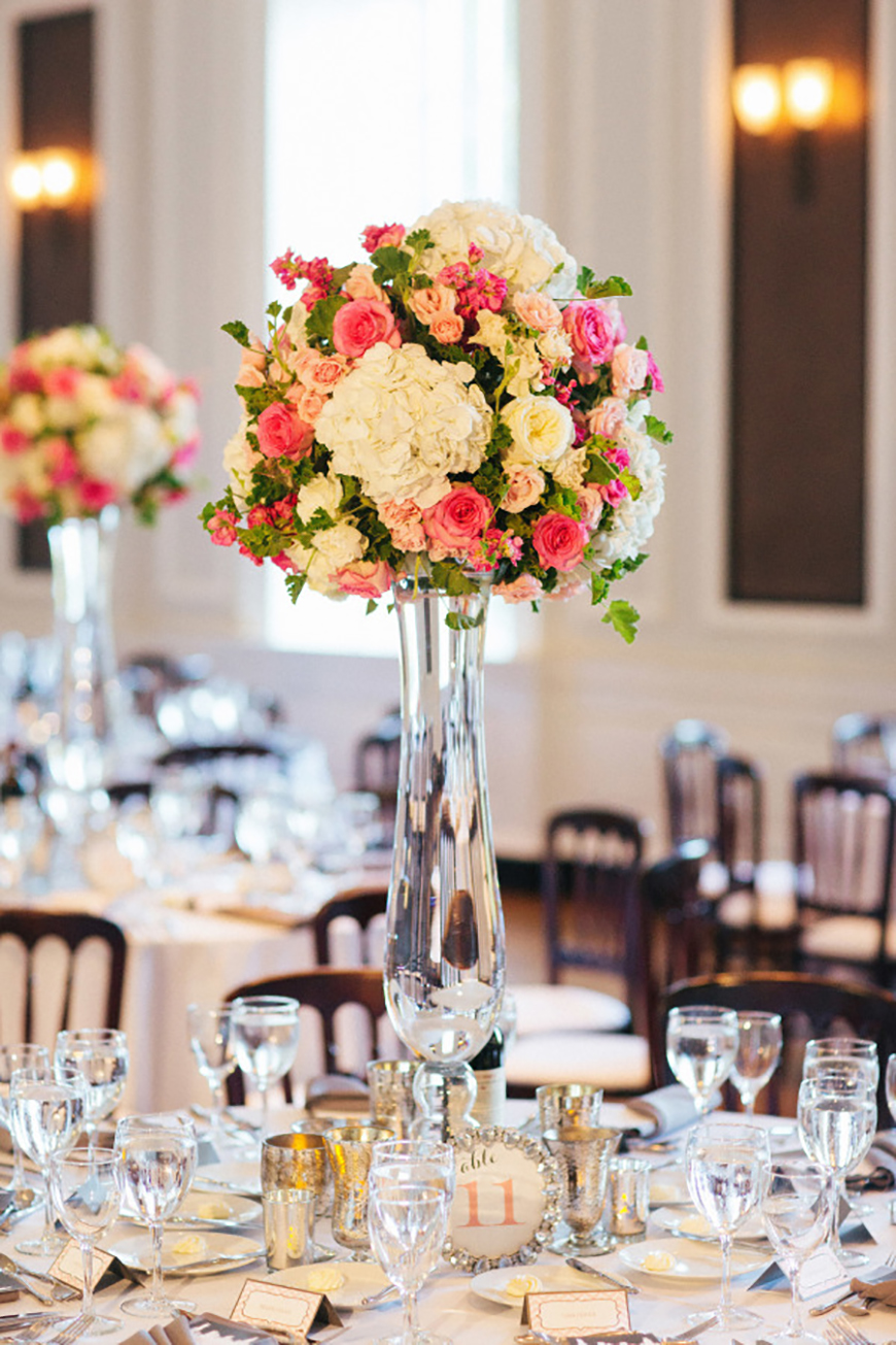 How To Style Those Amazing Marquee Wedding Venues - Flowers | CHWV