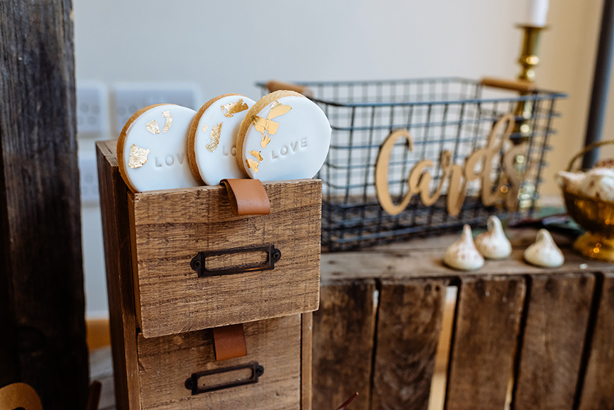 Styling Mythe Barn With The Rustic Wedding Company | CHWV