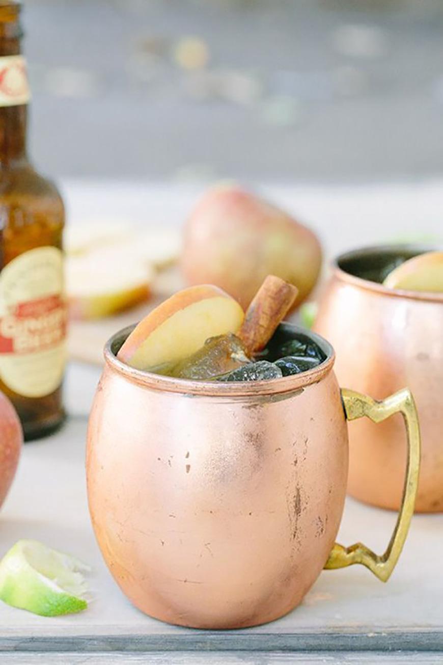 Amazing Autumn Wedding Food Ideas - Delightful drinks | CHWV