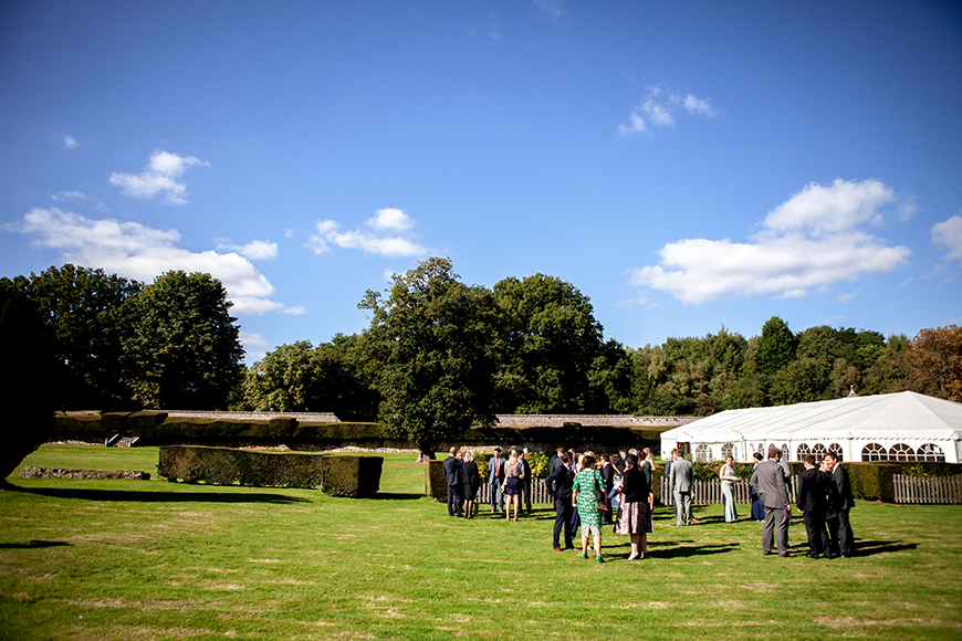 7 Summer Wedding Venues In Sussex - Slaugham Place | CHWV