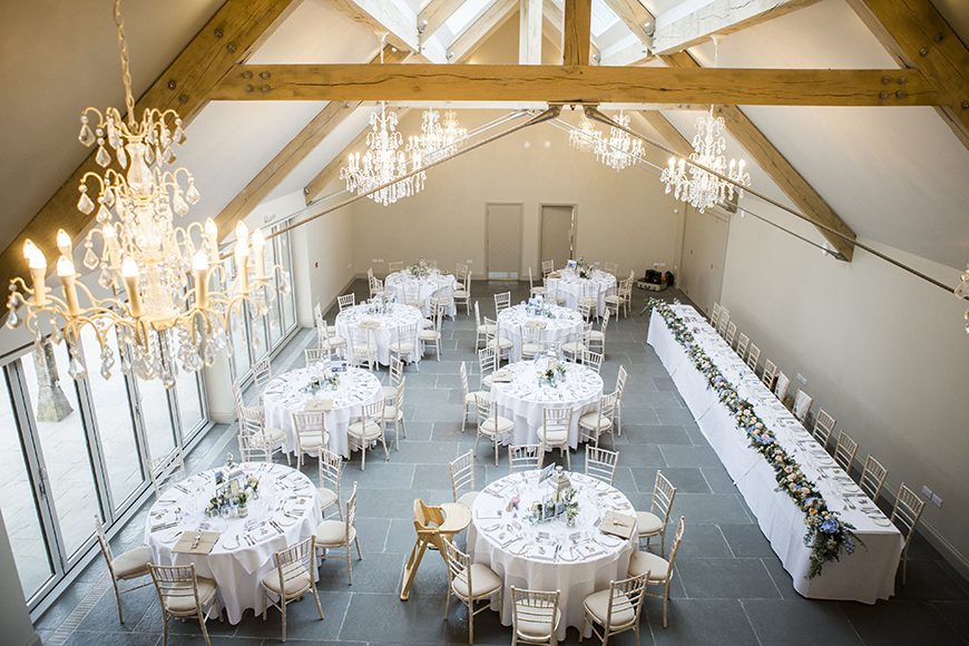 9 Summer Wedding Venues In The Cotswolds - Blackwell Grange | CHWV