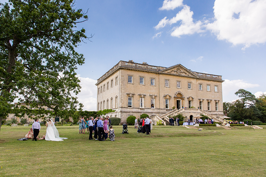 9 Summer Wedding Venues In The Cotswolds - Kirtlington Park | CHWV