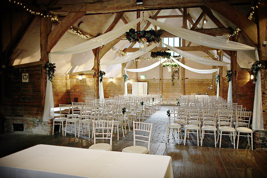 9 Summer Wedding Venues In The Cotswolds - Lains Barn | CHWV