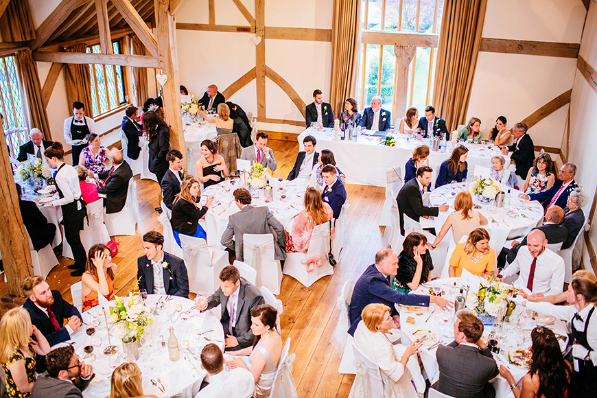 The Best Barn Wedding Venues in Surrey - Cain Manor | CHWV